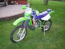 Thumbnail 1989 Kawasaki KDX200 Motorcycle Workshop Repair Service Manual