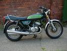 Thumbnail 1969-1977 Kawasaki H Series Motorcycle Workshop Repair Service Manual