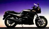 Thumbnail 1984 Kawasaki GPz900R, Ninja 900 Motorcycle Workshop Repair Service Manual in German