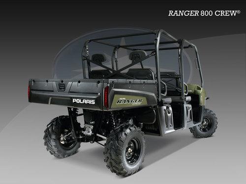 Product picture 2009 Polaris Ranger 4X4 CREW, Ranger 6x6 UTV Workshop Repair Service Manual